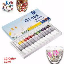 glass painting supply glass art supplies ebay