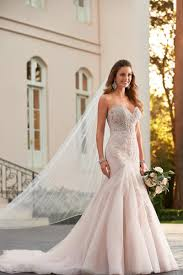 pink wedding dresses uk pink wedding dresses bridal gowns hitched co uk