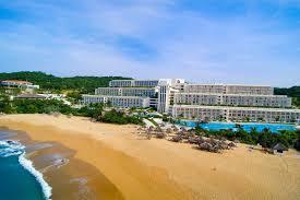 hotel secrets huatulco oaxaca mex dronestagram