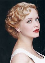 vintage hairstyles for short hair look good women hairstyles