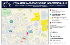 Upenn Campus Map Gopsusports Com Nittany Lions Host No 16 11 Penn Saturday