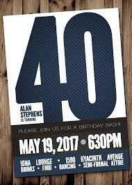 the 25 best 40th birthday invitations ideas on pinterest 50th