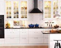 new furniture for modern home interior design with ikea kitchen