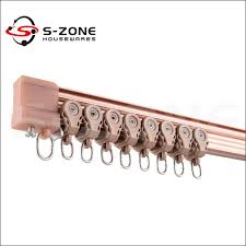 Curtain Track Curved Ceiling Mounted Hospital Ceiling Curtain Track Curved Aluminium