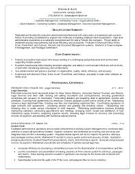 Resume Database Management Software Executive Assistant Resume Summary Resume For Your Job Application