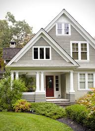 wow love the siding color is it cabot u0027s cape cod gray i or 2 coats