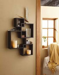 Decorative Wall Shelf Sconces Top 15 Floating Wooden Square Wall Shelves To Buy Online