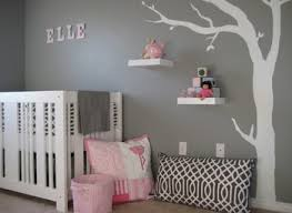 Pink And Grey Nursery Decor Grey And Pink Nursery Grousedays Org