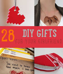Cute Diy Gift Ideas For Girlfriend