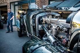 the motoring world goodwood bentley drivetribe