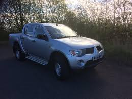 mitsubishi l200 pick up in southside glasgow gumtree