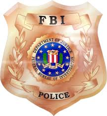 file badge of the federal bureau of investigation police png