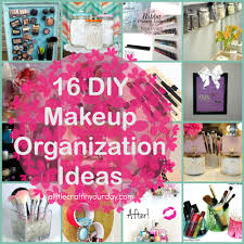 Cute Home Decor Stores by Makeup Organizer Ideas Diy Cute Idea Diy Tiered Makeup Organizer