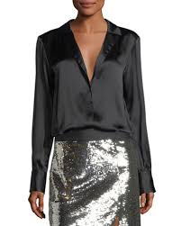 5f contemporary blouses silk u0026 lace blouses at bergdorf goodman