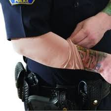police thin blue line tattoo photo 3 blue ink police tattoos