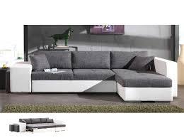 canap convertible blanc et gris merveilleusement canape convertible blanc images