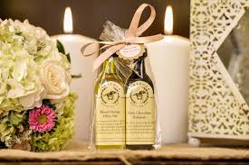 olive favors wedding favors