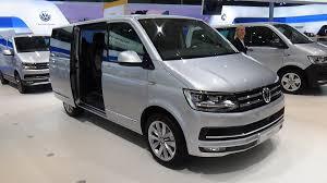 future volkswagen van 2017 volkswagen multivan exterior and interior iaa hannover