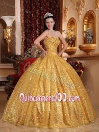 gold quince dresses shimmery exquisite gown sequins gold quinceanera dress