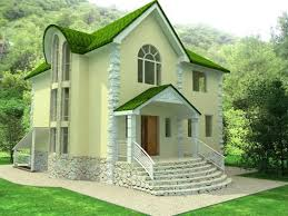 exterior color paint for house genuine home design plus green