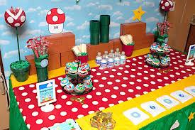 mario birthday party mario birthday party popsugar