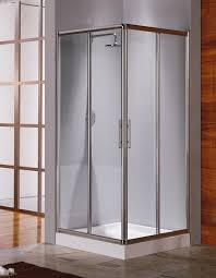 bathroom design charming glass shower stall kits with tile wall