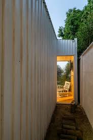 Mini House Design by 30 Sqm Rectangular Tiny House Design With Low Cost Construction