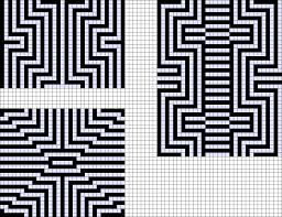 grid pattern alpha v172 grid paint strickmotive 3 pinterest alpha patterns and