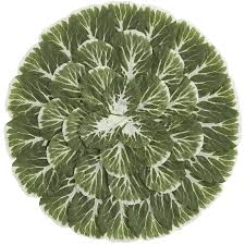 White Flag With Green Leaves Placemats Table Linens Pier 1 Imports