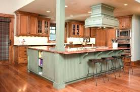 kitchen island different color than cabinets kitchen island paint color ideas thelodge club