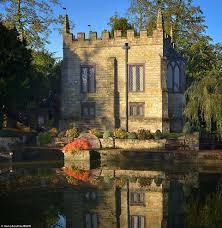 tiny surrey castle with own moat goes on sale for 1 75m daily