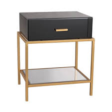 mini accent table ls dimond home beaufort point accent side table with drawer free