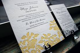 letterpress invitations bat mitzvah letterpress invitations the rhon design smock