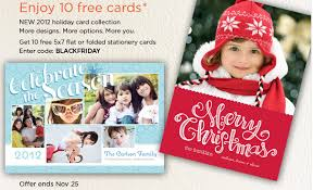 shutterfly 10 free cards southern savers