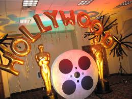 hollywood oscar party balloon event decor oscar night party