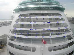 Enchantment Of The Seas Deck Plan 3 by Navigator Of The Seas Aft Balcony 7688 7388 Video Layout