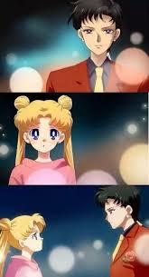 imagenes de amor imposible anime un amor imposible sailor moon pinterest