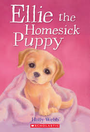 ellie the homesick puppy by holly webb scholastic