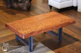 popular of slab coffee table natural wood coffee tables rustic