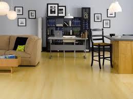 laminate wood flooring 2017 grasscloth wallpaper love the blue tones against the light bamboo floors wood flooring