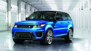 Range Rover Sport Svr Two Minute Road Test Motoring Research