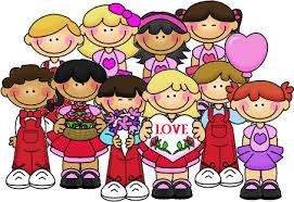 valentines day kids valentines day clipart kids 101 clip