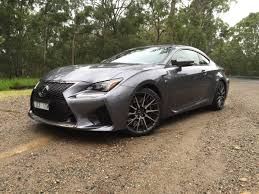 lexus rc f meaning 2015 lexus rc f review caradvice