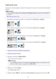 copie recto verso canon pixma mx535 manuel d u0027utilisation page