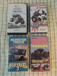 monster truck shows ontario find more monster truck vhs tapes for sale at up to 90 off