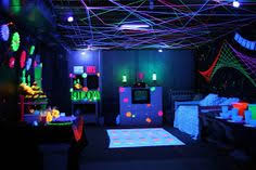 black light party ideas glow in the birthday party ideas birthday party ideas