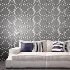 Stick And Peel Wallpaper by Nuwallpaper Sausalito Peel And Stick Wallpaper Hayneedle