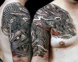 50 samurai tattoo designs for men noble japanese warriors