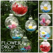 Christmas Ornaments Craft Projects by 12 Homemade Garden Ornaments For Kids To Make Happy Hooligans