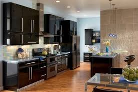 Black Paint For Kitchen Cabinets Colors To Paint Kitchen Cabinets